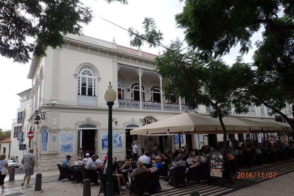 Cafe Ritz/ Funchal