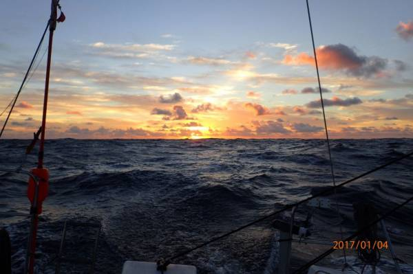 Atlantiküberquerung: 2.200 Meilen Wind & Wellen